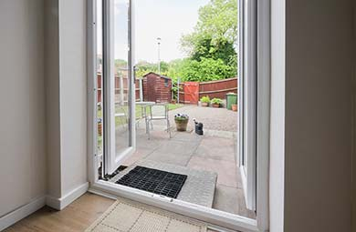 Stylish Patio Doors